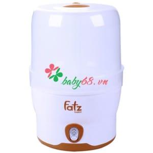 Máy tiệt trùng bình sữa siêu tốc thông minh Fatzbaby FB4028SL(FB828)