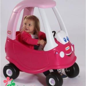 Xe chòi chân Little Tick dành cho bé gái (LT-630750)