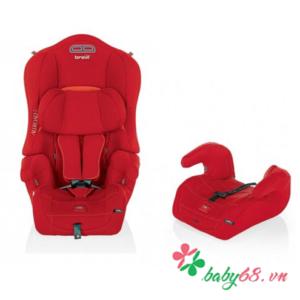 Ghế ngồi ô tô cho bé Brevi Allroad BRE511-233 (màu đỏ)