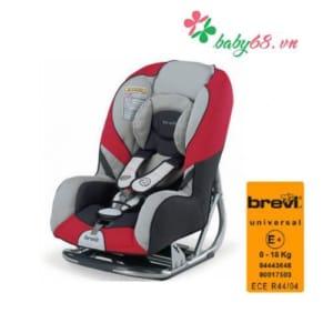 Ghế ngồi ô tô cho bé Brevi Grandprix T2 đỏ xám BRE515-086