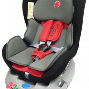 Ghế xe hơi dành cho bé Lucky Baby từ sơ sinh đến 18 kg