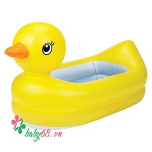 Chậu tắm phao vịt vàng Munchkin - 32201