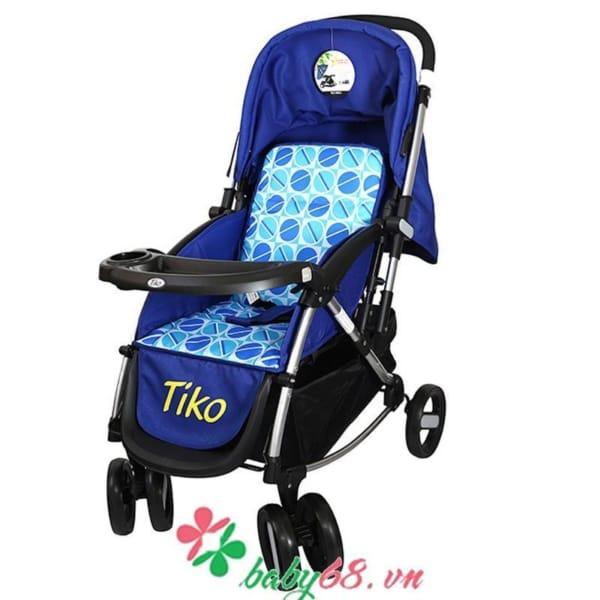 Xe đẩy trẻ em 2 chiều có bập bênh TIKO AB26S