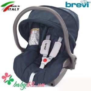 Ghế ngồi ô tô Brevi Smart Silverline BRE545-041