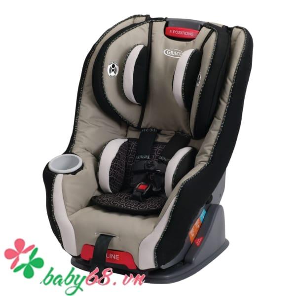 Ghế ngồi ô tô trẻ em Graco Size4Me 65 Pierce 1903756