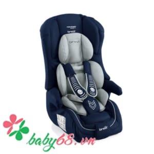 Ghế ngồi ô tô Brevi Touring (>9 tháng)-Italy (xanh xám)