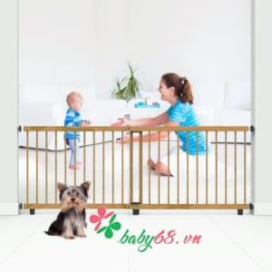 Rào chắn Chicky - Timber Barrier