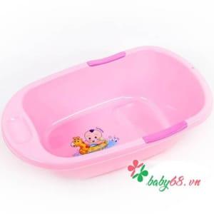 Chậu tắm cho bé Duy Tân (loại đại)