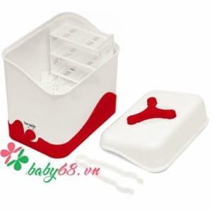 Máy tiệt trùng bình sữa Brevi Vivalapappa BRE351