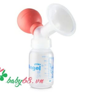 Dụng cụ hút sữa bằng tay Angel Stony