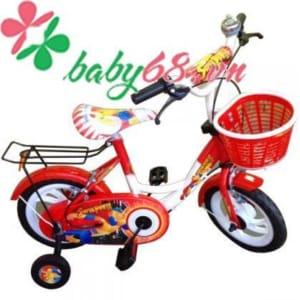 Xe đạp 14 inch (78) siêu nhân (M1475-X2B)