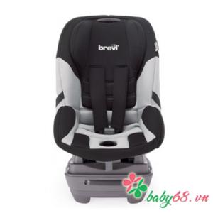 Ghế ngồi ô tô Brevi Kio-S (Đen xám)
