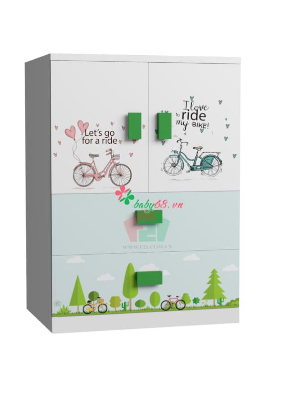 Cabinet xe đạp
