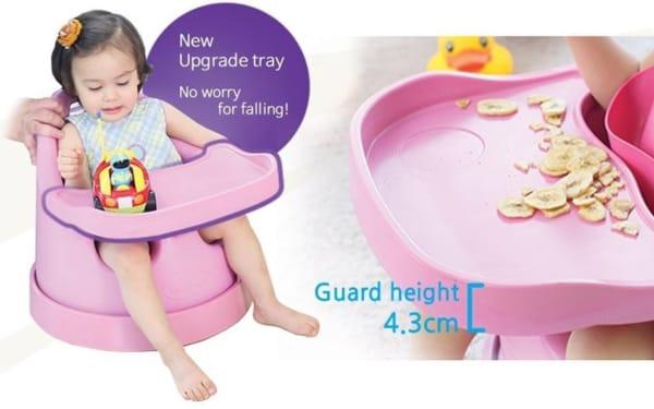 Ghế ngồi trẻ em JUMBO thế hệ mới