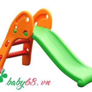 Cầu trượt hình gấu QQ971