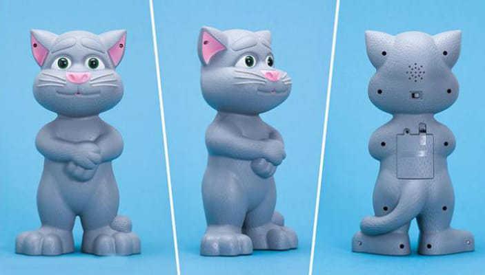 Mèo Talking Tom