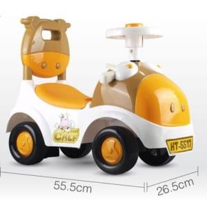 Xe chòi chân em bé HT-5517