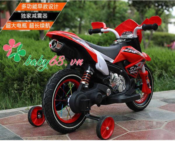 Xe mô tô điện trẻ em Rock FB-6186