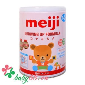 Sữa Meiji từ 1-3 tuổi Growing up Formula 800g