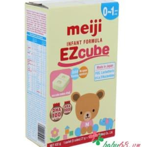 Sữa Meiji 0 Infant Formula EZcube (16 thanh)