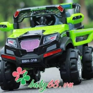 Xe ô tô điện cho trẻ em BBH-318