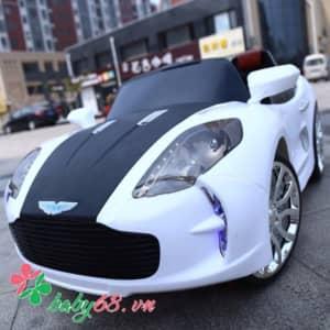 Xe hơi điện Aston Martin 519