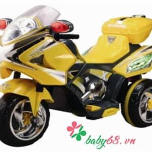 Xe máy điện TRE358 vàng