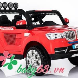 Xe ô tô điện trẻ em S9088 Có 4 Động Cơ