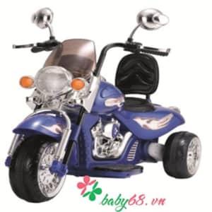 Xe máy điện TRL500 xanh