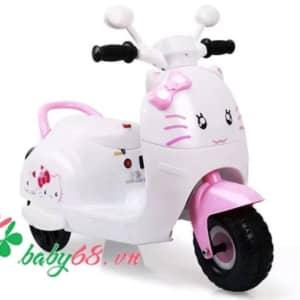 Xe máy điện Hello Kitty KL6588