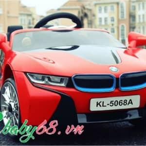 Xe ô tô điện trẻ em BMW I8 KL-5068A