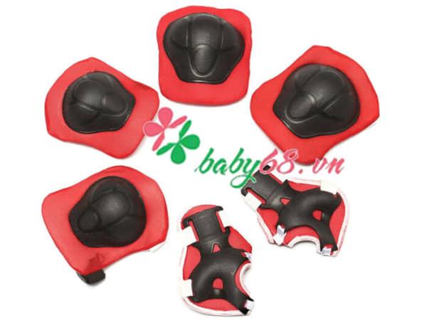 Bộ bảo vệ đầu gối chân tay cho bé