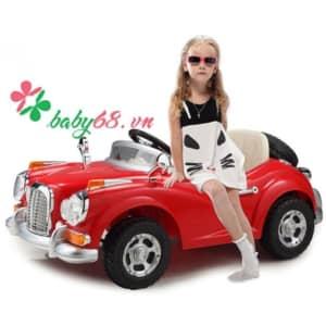 Xe ô tô điện trẻ em JE128