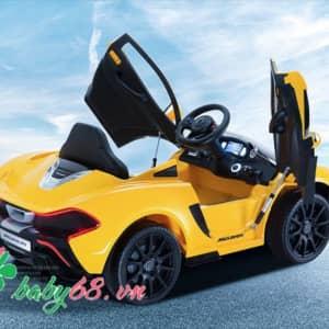 Siêu xe điện trẻ em McLaren 672R