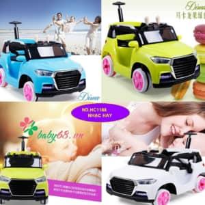 Xe ô tô điện cho bé dưới 3 tuổi HL1518