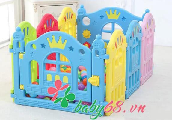 Rào banh lâu đài