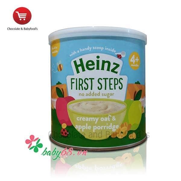 Bột ăn dặm Heinz ngũ cốc 240g