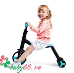 Xe chòi chân Nadle cho bé 3 trong 1