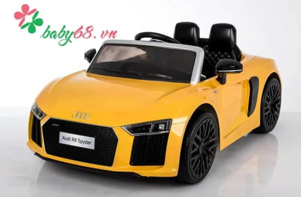 Licensed Audi R8 Ride On Car For