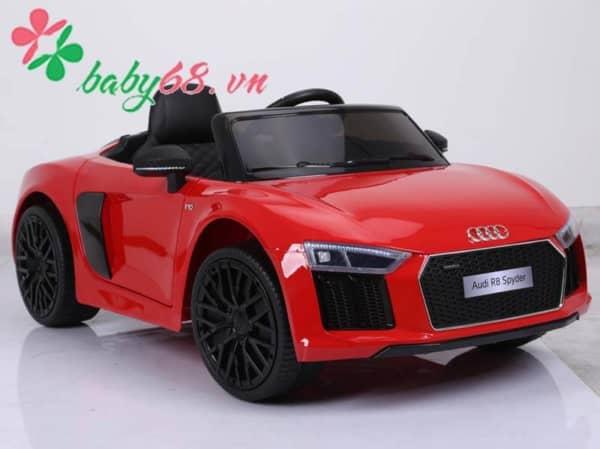 O To Dien Tre Em Ban Quyen Audi R8 (4)