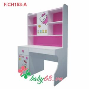0012637 Ban Hoc Tre Em Hello Kitty Bh04