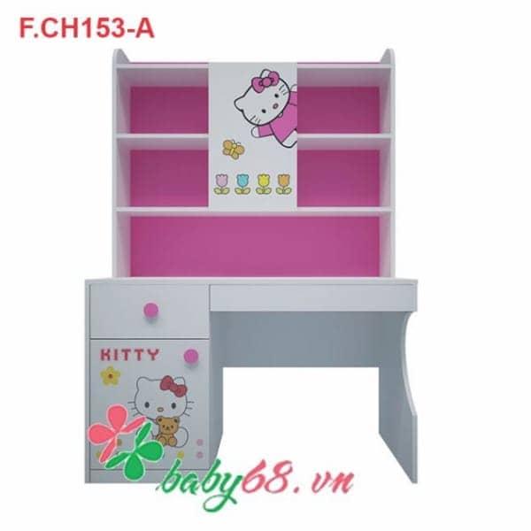 0012638 Ban Hoc Tre Em Hello Kitty Bh04