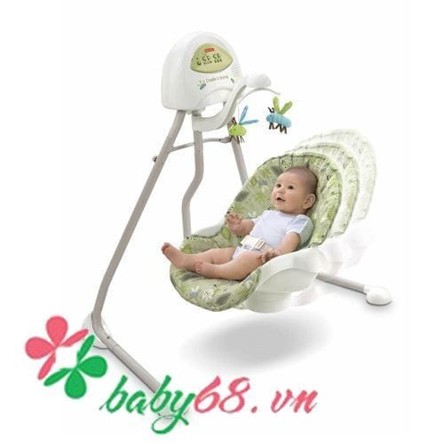 0000693 Xich Du Cho Be Fisher Price R3901