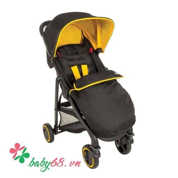 0005904 Xe Day Tre Em Graco Blox Black Yellow