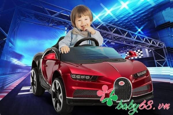 0033758 Xe O To Dien Tre Em Bugatti Cl 6666