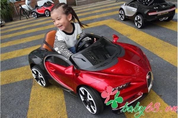 0033761 Xe O To Dien Tre Em Bugatti Cl 6666