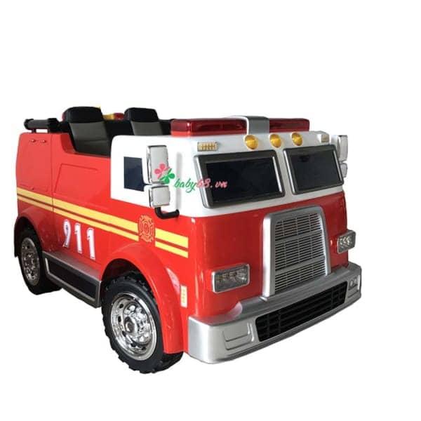 1603911 2018 New Design Bbay Rife Truck