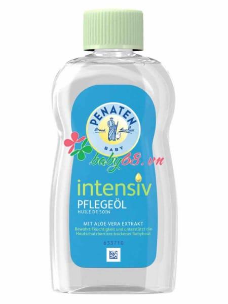 Penaten Babyöl Intensiv Pflegeöl 200 Ml
