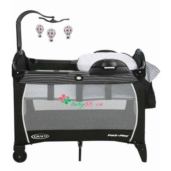 Giuong Cui Graco Portable Napper Changer Studio 8