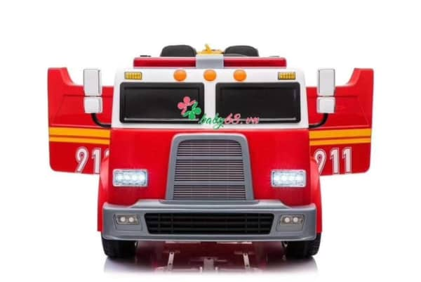 New Alison C07010 Fire Truck Toy Electric